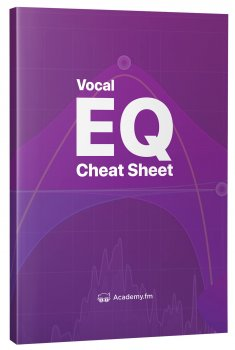 Academy.fm - Vocal EQ: Cheat Sheet [FREE]  screenshot
