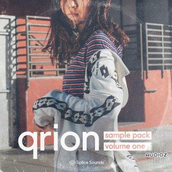 Splice Qrion Sample Pack WAV screenshot