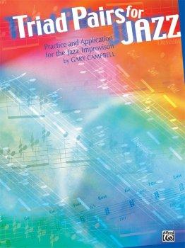 Gary Campbell Triad Pairs for Jazz PDF screenshot