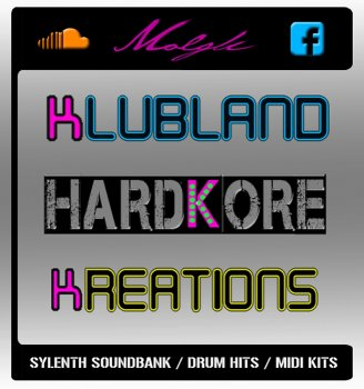 Molglis Klubland HardKore Kreations WAV MIDI SYLENTH1-DISCOVER screenshot