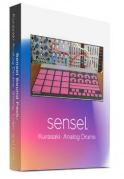 Sensel Kurasaki Analog Drums MULTiFORMAT [FREE] screenshot