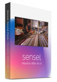 Sensel Hendrix With An X MULTiFORMAT [FREE] screenshot