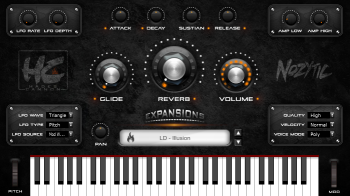 IndustryKits Hades Cannon VST WiN-OSX-SYNTHiC4TE screenshot
