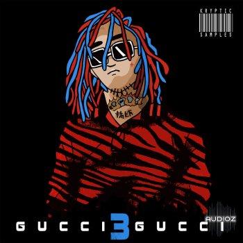 Kryptic Samples Gucci Gucci 3 WAV MiDi screenshot