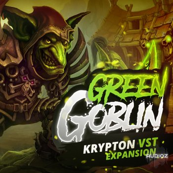 IndustryKits Green Goblin Krypton EXPANSION-SYNTHiC4TE screenshot