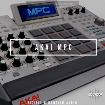 Digital Dimension Audio Akai MPC Sample Pack WAV [FREE] screenshot