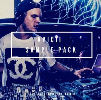 Digital Dimension Audio Avicii Sample Pack WAV SYLENTH1 PRESETS [FREE] screenshot