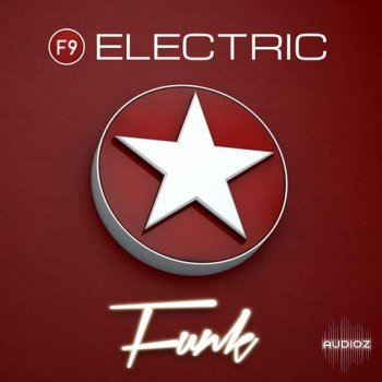 F9 Audio F9 Electric Funk : Retro 80s Funk MULTiFORMAT screenshot