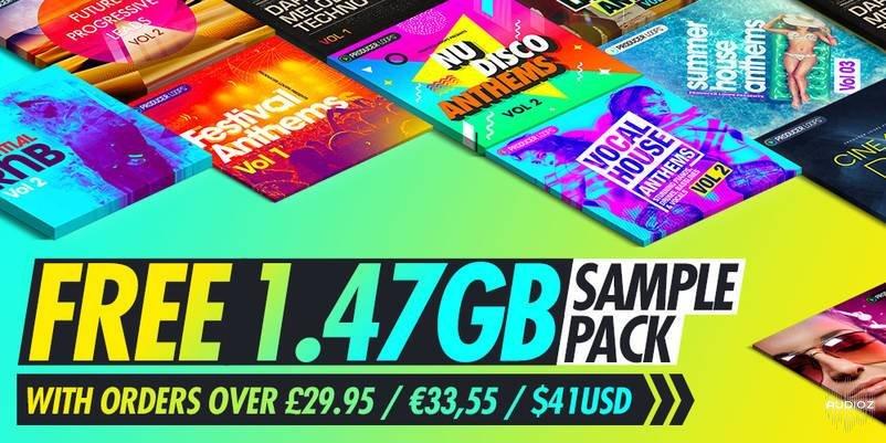 Download Producer Loops - Free 1 47 GB Bundle (Wav/Midi