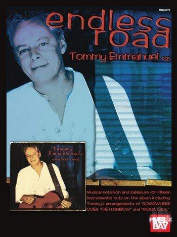 Tommy Emmanuel - Endless Road screenshot