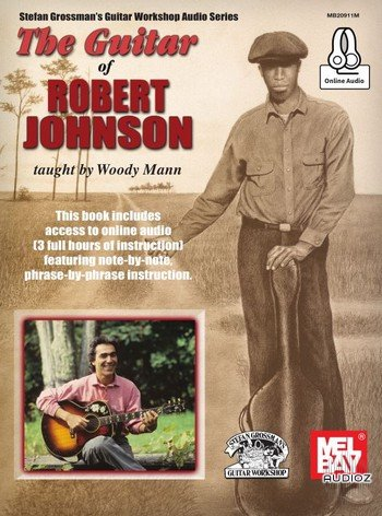 Woody Mann - The Guitar Of Robert Johnson screenshot