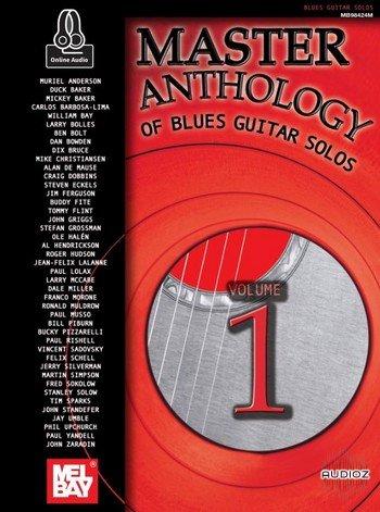 VA - Master Anthology of Blues Guitar Solos Volume One screenshot