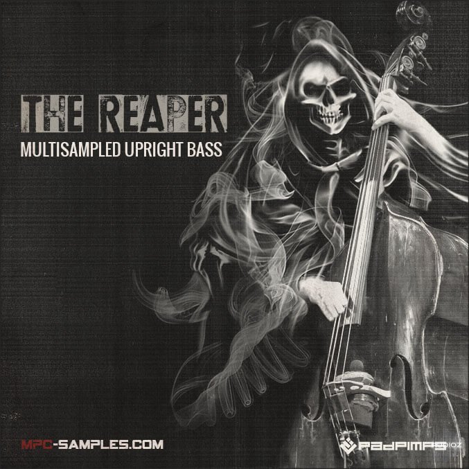 Download MPC-Samples : The Reaper [FREE] » AudioZ