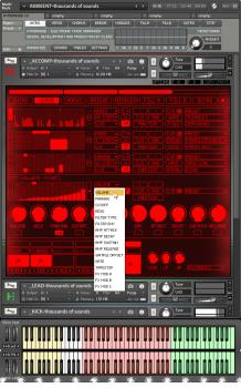 Rigid Audio HYPERNODE KONTAKT screenshot