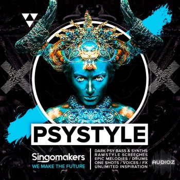 Singomakers Psystyle MULTiFORMAT screenshot