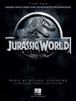 Jurassic World Songbook: Music from the Motion Picture Soundtrack by Michael Giacchino screenshot