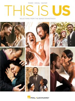This Is Us Songbook: Selections from the Television Series Soundtrack by Hal Leonard  screenshot