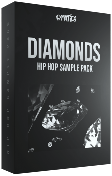 Cymatics Diamonds + bonus WAV MIDI screenshot