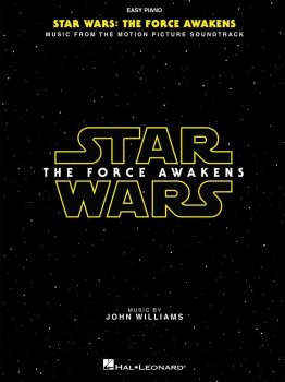 Star Wars: Episode VII - The Force Awakens (Piano Solo Songbook) by John Williams screenshot