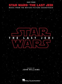 Star Wars Episode VIII: The Last Jedi Songbook: Music from the Motion Picture Soundtrack by John Williams screenshot