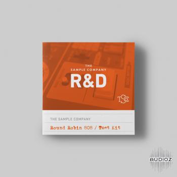The Sample Company: Round Robin 808 Kit WAV KONTAKT [FREE] screenshot
