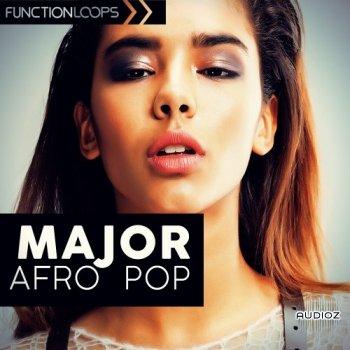 Function Loops Major Afro Pop WAV MIDi Presets screenshot