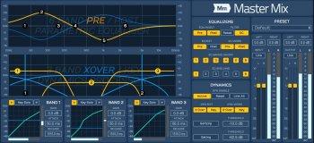 Tracktion Software Master Mix v1.2.0 MacOSX screenshot
