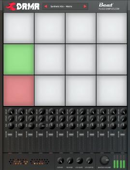 Maize Sampler Beat DRMR v1.0 x64 VST AU WiN MAC [FREE] screenshot