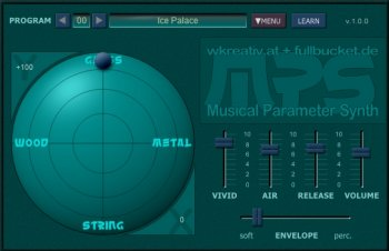 Full Bucket Music MPS v1.0.0 X64 X86 VST AU WiN MAC [FREE] screenshot