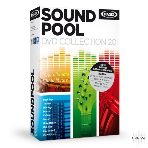 soundpool dvd collection 17
