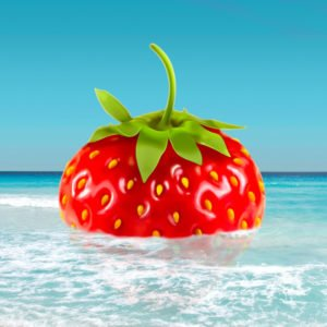 LANDR Munya Strawberries WAV [FREE] screenshot