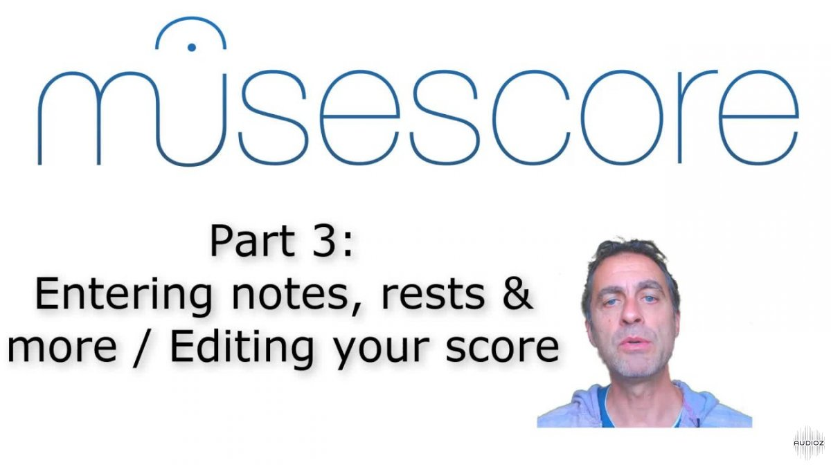 Download SkillShare MuseScore (Part 3): Entering notes, rests and