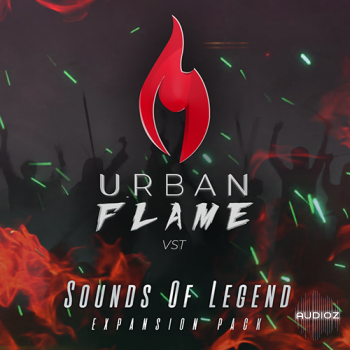 IndustryKits Sounds Of Legend  Urban Flame EXPANSION-SYNTHiC4TE screenshot