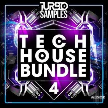 Turbo Samples Tech House Bundle 4 WAV MiDi screenshot