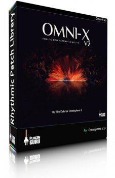 PluginGuru Omni-X V2 for Omnisphere 2-SYNTHiC4TE screenshot
