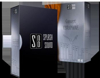 Splash Sound Concert Vibraphone KONTAKT [FREE] screenshot