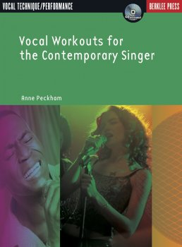 Vocal Workouts for the Contemporary Singer by Anne Peckham screenshot
