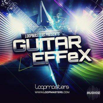 Loopmasters Guitar Effex WAV REX screenshot