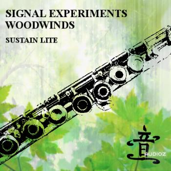 Signal Experiments Sustain Woodwinds Lite SFZ [FREE] screenshot