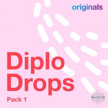 Diplo Drops Pack 1 WAV screenshot