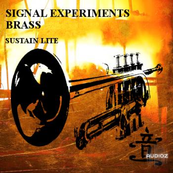 Signal Experiments Sustain Brass Lite SFZ [FREE] screenshot