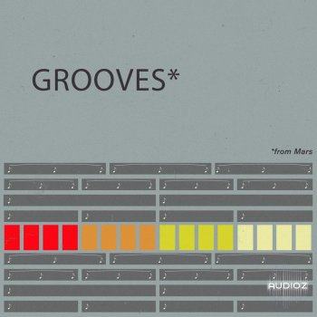 Samples From Mars Grooves From Mars AGR MiDi [FREE] screenshot