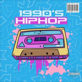 Kryptic Samples 1990s Hip Hop Vol 1 WAV MiDi screenshot