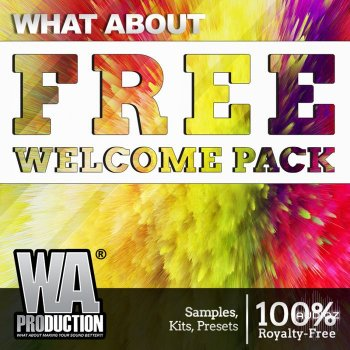 W A Productions Free welcome pack vol 2 (Wav)    [ FREE ] screenshot