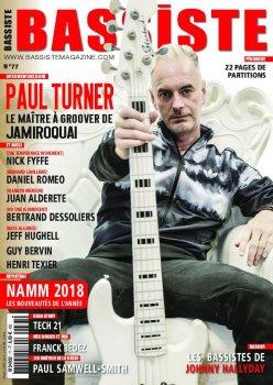 Bassiste Magazine - mars avril 2018 screenshot
