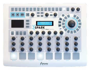 Arturia Spark Library v2.4.0-R2R screenshot