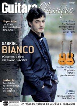 Guitare Classique N.70 - Septembre-Novembre 2015 screenshot