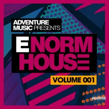 Adventure Music - E-Norm House Vol 1  (Wav/Midi) screenshot