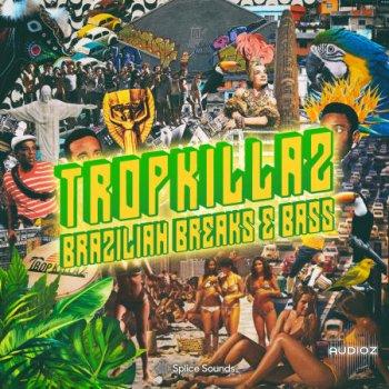Tropkillaz Brazilian Breaks and Bass screenshot