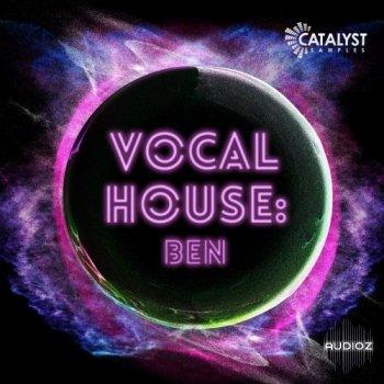 Catalyst Samples Vocal Pop House Ben WAV MiDi screenshot